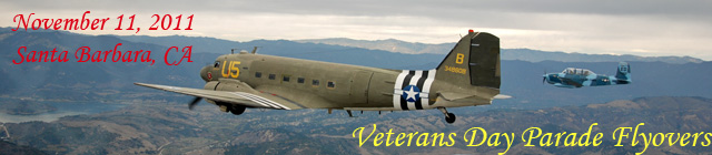 Click here for the Veterans Day 2011 Flyovers             gallery