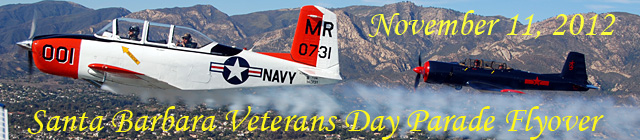 Click here for the Veterans Day Parade flyover gallery