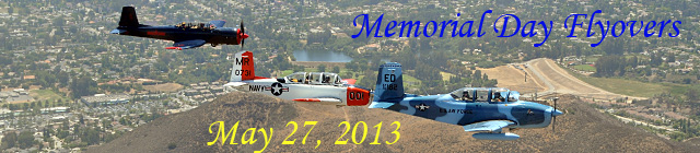 Click here for the Memorial Day 2013 flyovers gallery