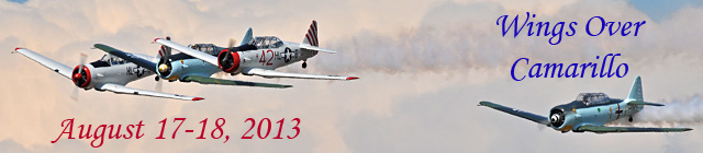 Click here for the Wings over Camarillo 2013 album