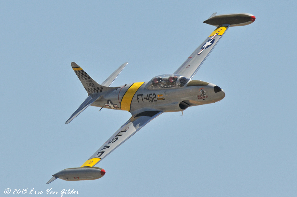 van gilder aviation photography chino airshow 2015 t 33 shooting star. Black Bedroom Furniture Sets. Home Design Ideas