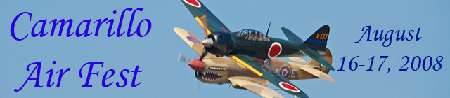 Click here for the Camarillo Air Fest Section