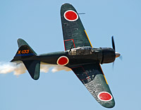Click here for the A6M Zero Gallery