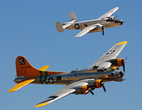 Click here for the bomber formation gallery