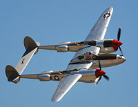 Click here for the P-38 Lightning gallery