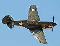 Click here for the P-40 Warhawk gallery