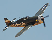 Click here for the P-47 Thunderbolt gallery