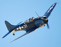 Click here for the SBD Dauntless gallery