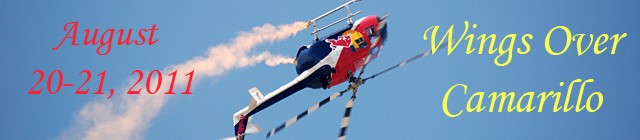 Click here for the Camarillo Airshow 2011             section