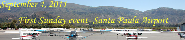 Click here for the Santa Paula First Sunday             2011 gallery