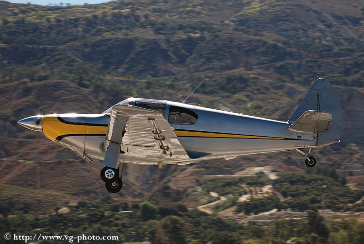 Van Gilder Aviation Photography, Santa Paula Airport, 10/7