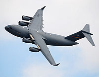 Click here for the C-17 Globemaster gallery