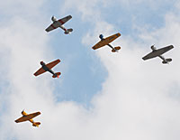 Click here for the T-6 Texan gallery