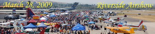 Click here for the Riverside Airshow 2009           gallery