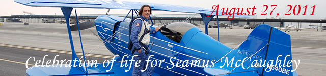 Click here for the Seamus McCaughley memorial             gallery