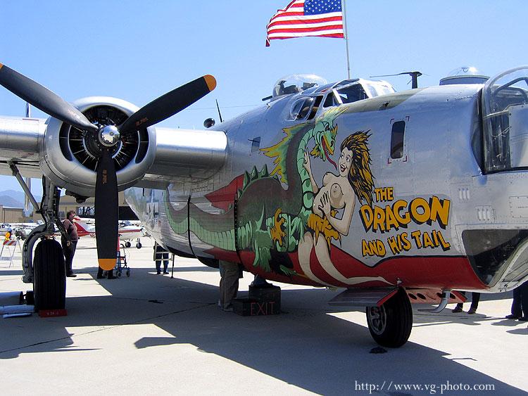 Van Gilder Aviation Photography, B-24 Liberator