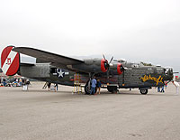 Click here for the B-24 Liberator gallery