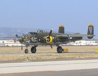 Click here for the B-25 Mitchell gallery