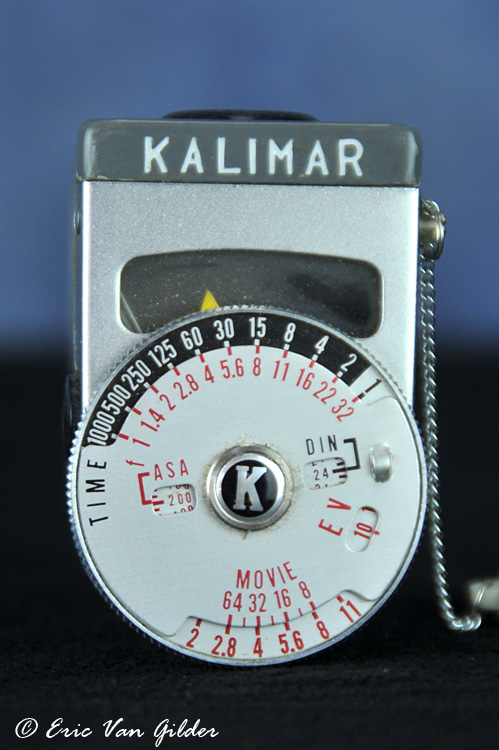 Kalimar light meter