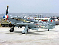 Click here for the Yak-3 gallery