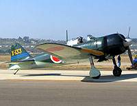 Click here for the A6M3 Zero gallery