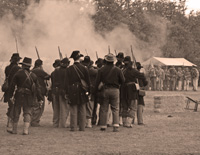 Click here for the Civil War reenactment                   2011 section