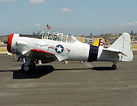 Click here for the T-6/SNJ Texan gallery