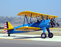 Click here for the Stearman gallery