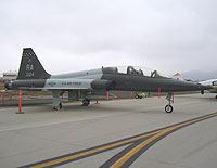 Click here for the T-38 Talon gallery