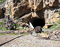Click here for the Bennetville Mine gallery