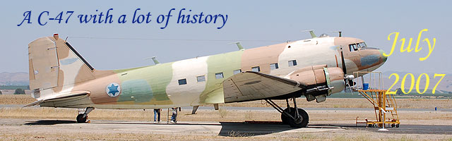 "Click here for the ""C-47 with a history"" article"