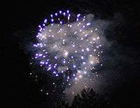Click here for the fireworks gallery