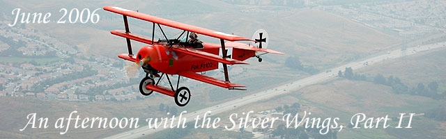 Click here for the Fokker air-to-air photo essay